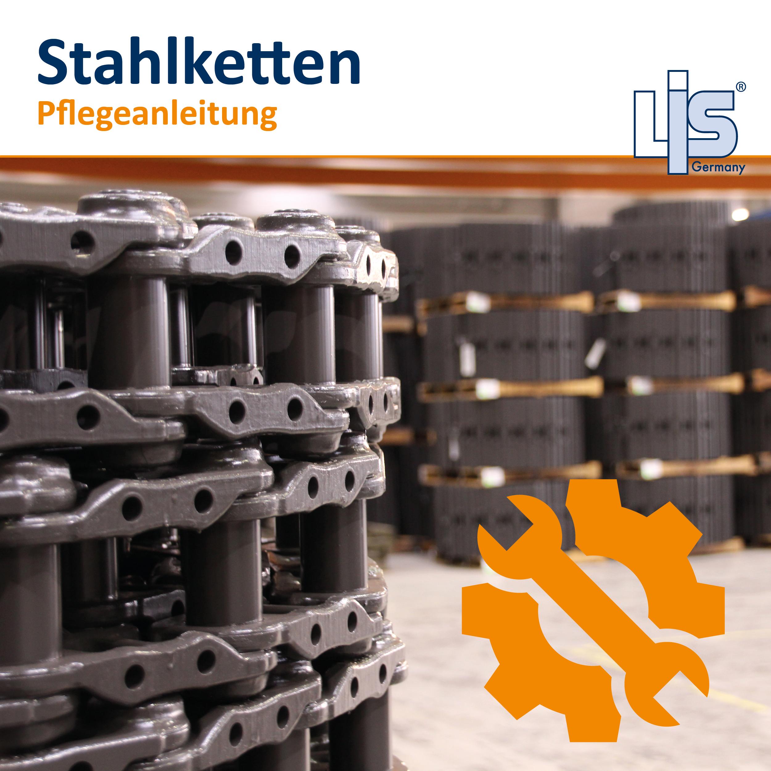 Pflegeanleitung Stahlketten